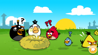 Angry Birds  4.1.0 для Android