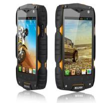 Mann Zug 3 Water Proof Smartphone